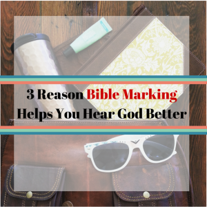 #Biblejournaling #JournalingBible #BibleMarking
