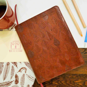 journalingleatherbible