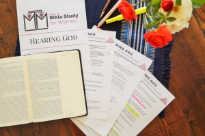 Hearing God: Bible Study