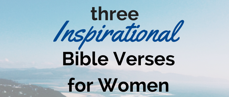 Inspirational Bible Ve...