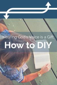 DIY hearing God