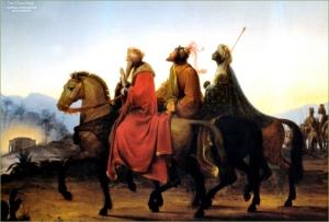 GOZZOLI'S PROCESSION OF THE MAGI