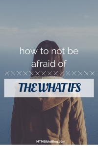 How to not be afraid of