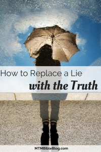 How to Replace a Lie